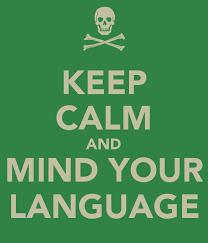 Mind Your Language Please